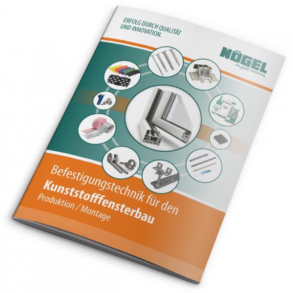 Spezialkatalog Kunststofffensterbau Produktion & Montage