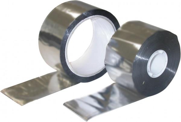 """Polyband PP silber 1"""" 100mmX50m"""