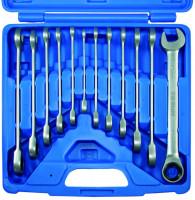 Gabelringratschenschlüsselsatz