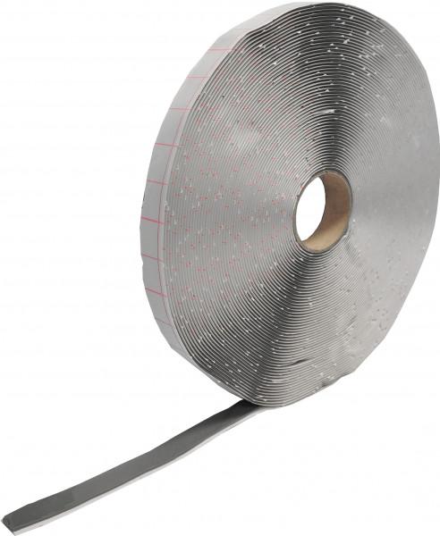 Butylklebeband schwarz 15mm (Rolle 25m)