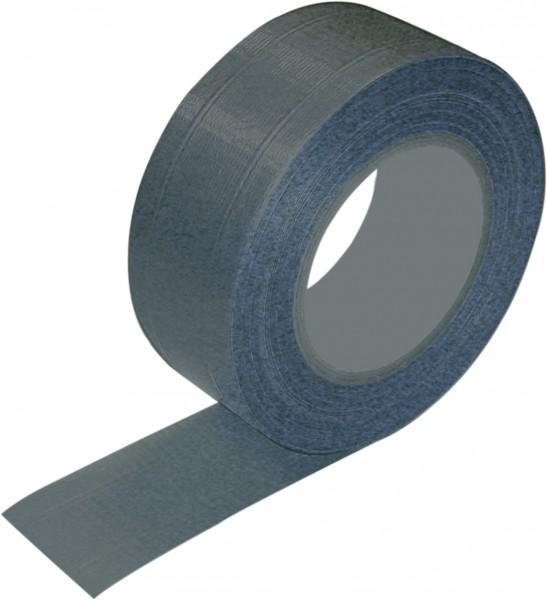Alu-Gewebeband 50mm breit, schwarz