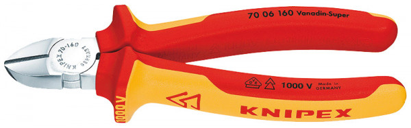 KNIPEX Seitenschneider 160mm