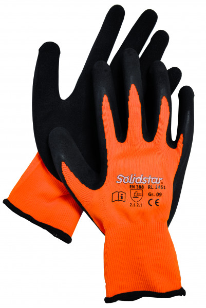 Montagehandschuhe Latex-Grip Gr. 10