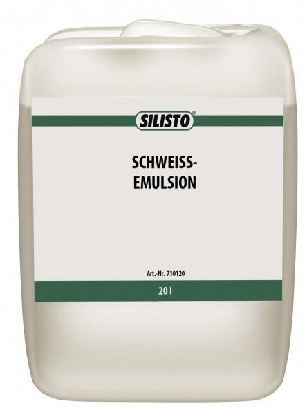 SILISTO Schweißemulsion UF2001, 20 l