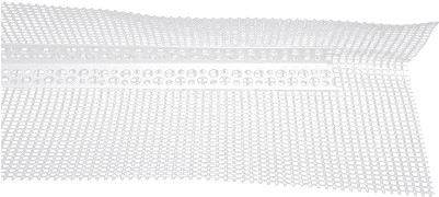 SILISTO PVC-Eckwinkel f. Vollwärmeschutz