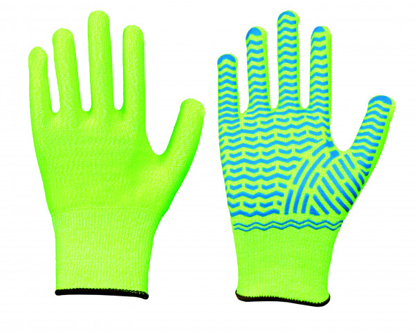 Schnittschutz-Handschuhe Neon-Grip