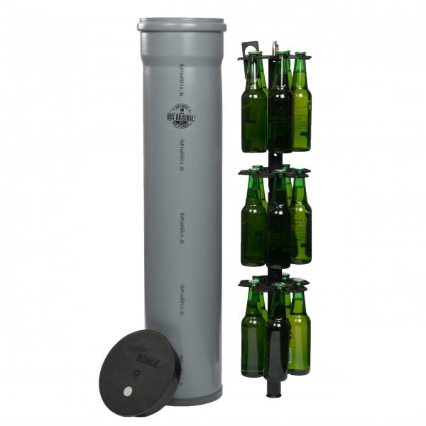 HopfenHöhle Lift - Das Original: Outdoor Erdloch Bierkühler
