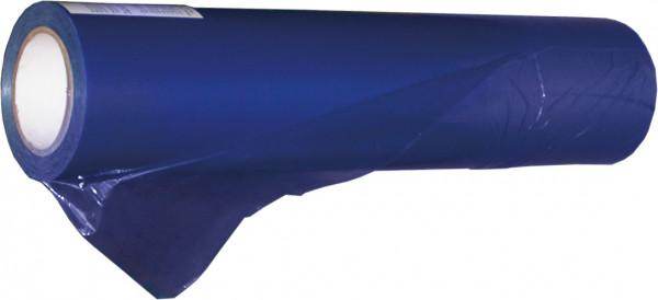 Schutzfolie blau 1,0m x 100m; 35my