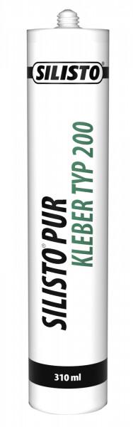 SILISTO®PUR Kleber Typ 200  310 ml