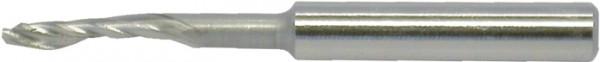 Twistdrill Spiral-Bohrnutfräser mit Halm HSS