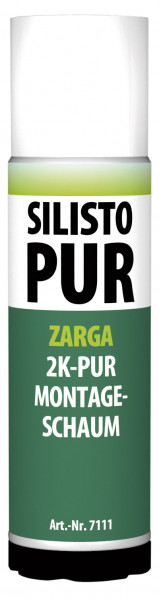 SILISTO ZARGA-PLUS 2K-Schaum B2 400 ml