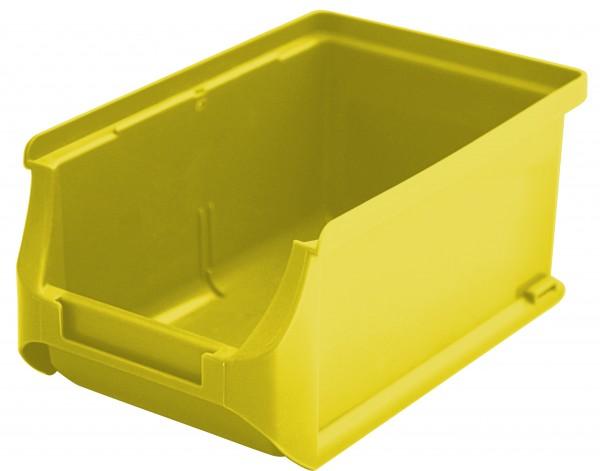 Sichtlagerkästen gelb