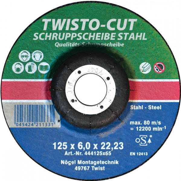 TWISTO-CUT Schruppscheibe 115x6,0x22