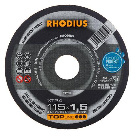 Rhodius XT24 ALU Trennscheibe