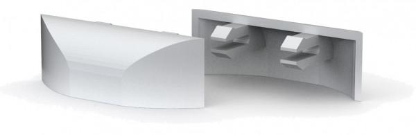SILISTO Wasserschlitzkappen Standard