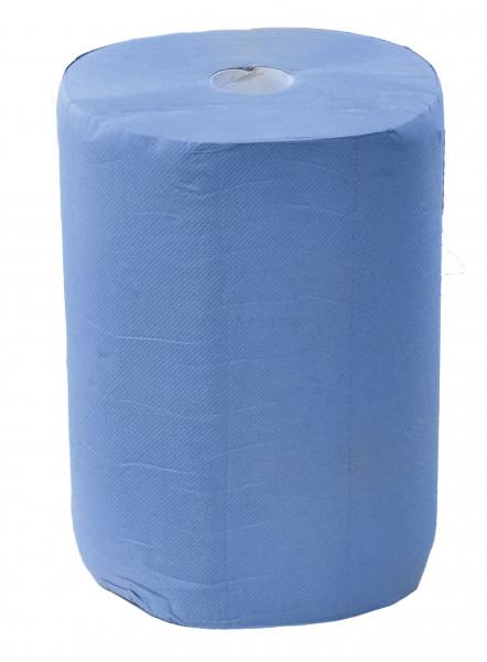 Putzpapier Rolle 37,5 cm, 3-lg., blau