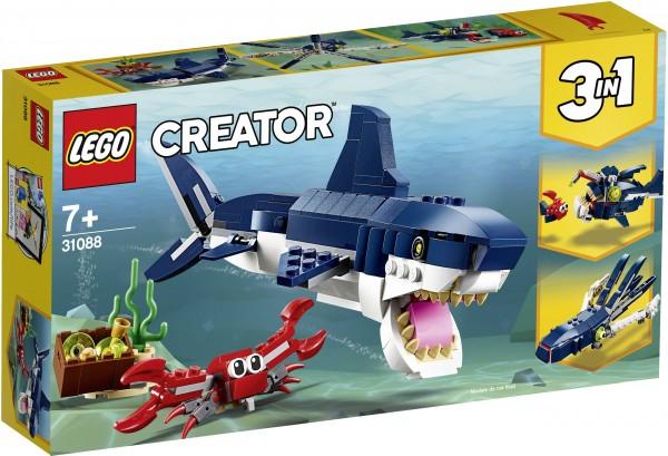 LEGO® Bewohner der Tiefsee