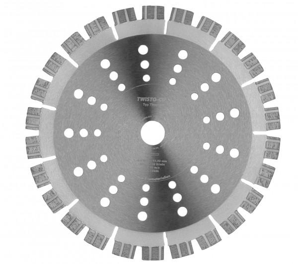 TWISTO-CUT Diamant Trennscheibe 115mm